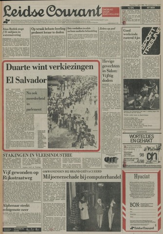 Leidse Courant 1985-04-01