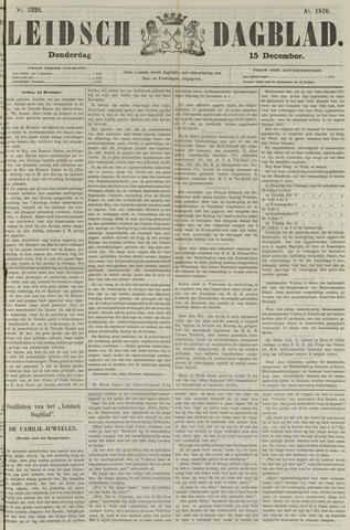 Leidsch Dagblad 1870-12-15
