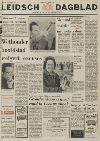 Leidsch Dagblad 1975-02-21