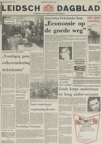 Leidsch Dagblad 1977-04-26
