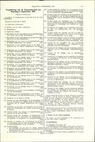 Handelingen van de Raad 1947-09-08