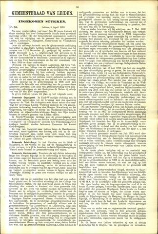 Handelingen van de Raad 1918-04-05