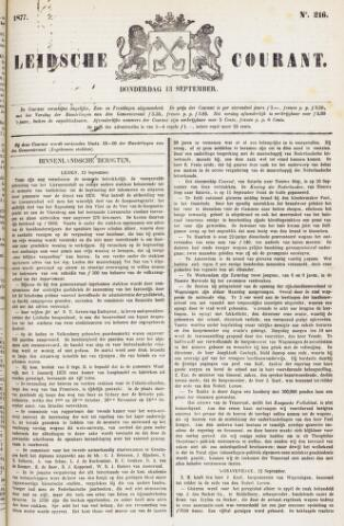 Leydse Courant 1877-09-13