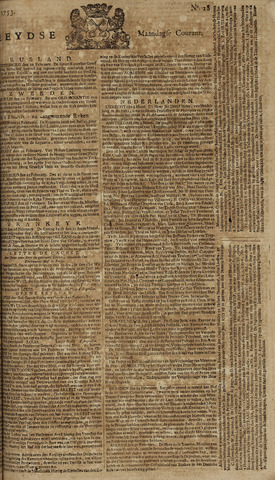 Leydse Courant 1753-03-05