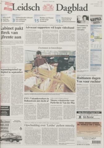 Leidsch Dagblad 1997-08-15