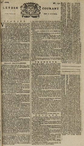 Leydse Courant 1808-10-28