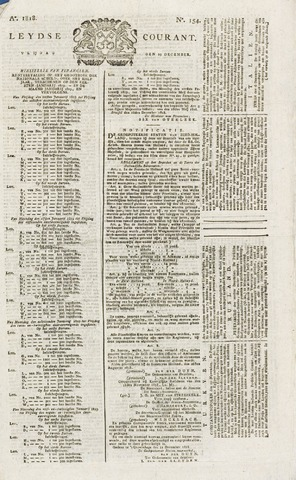 Leydse Courant 1818-12-25