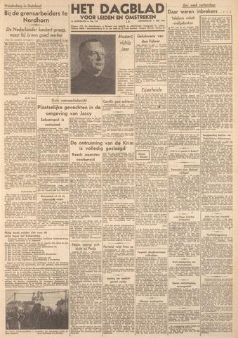 Dagblad voor Leiden en Omstreken 1944-05-11
