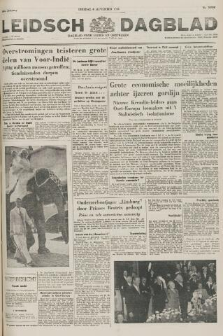 Leidsch Dagblad 1955-09-06