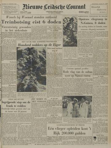 Nieuwe Leidsche Courant 1957-08-12