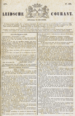 Leydse Courant 1871-12-12