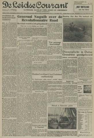 Leidse Courant 1954-03-26