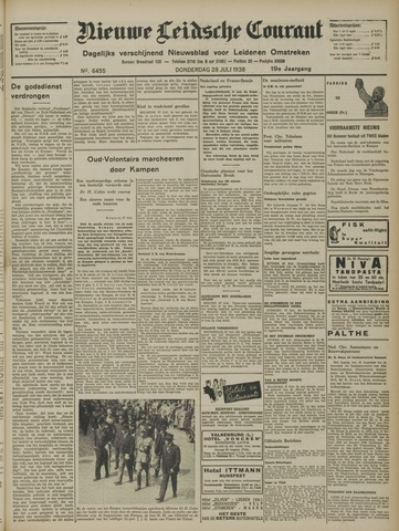 Nieuwe Leidsche Courant 1938-07-28