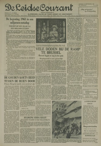 Leidse Courant 1962-09-18