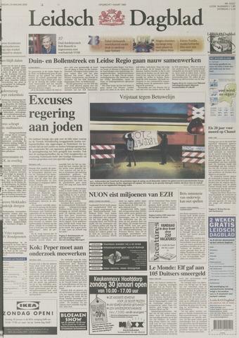 Leidsch Dagblad 2000-01-29