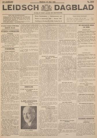 Leidsch Dagblad 1928-07-20