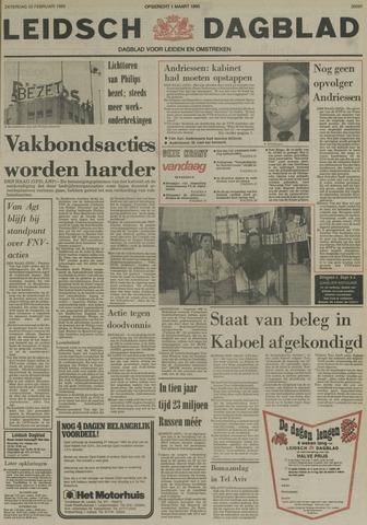 Leidsch Dagblad 1980-02-23