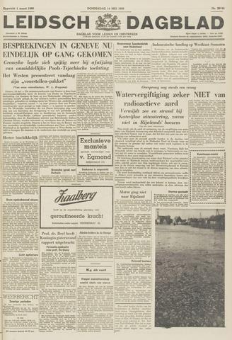 Leidsch Dagblad 1959-05-14