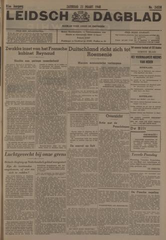 Leidsch Dagblad 1940-03-23