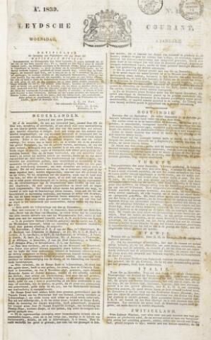 Leydse Courant 1839-01-02