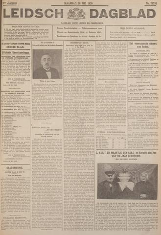 Leidsch Dagblad 1930-05-26