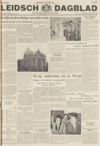 Leidsch Dagblad 1954-01-19