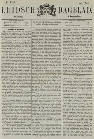 Leidsch Dagblad 1873-12-08