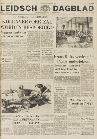 Leidsch Dagblad 1963-01-23