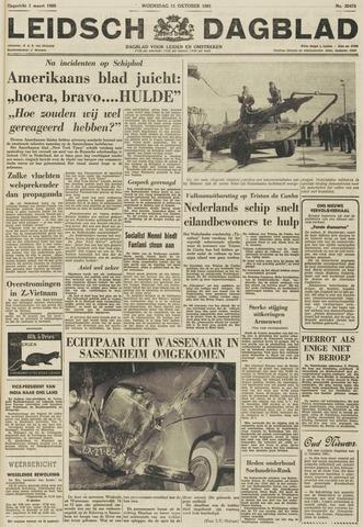Leidsch Dagblad 1961-10-11