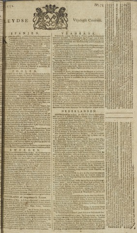 Leydse Courant 1772-06-12