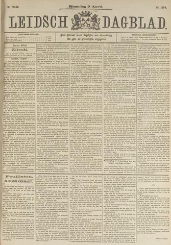 Leidsch Dagblad 1894-04-09