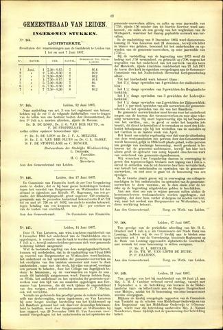 Handelingen van de Raad 1897-06-01