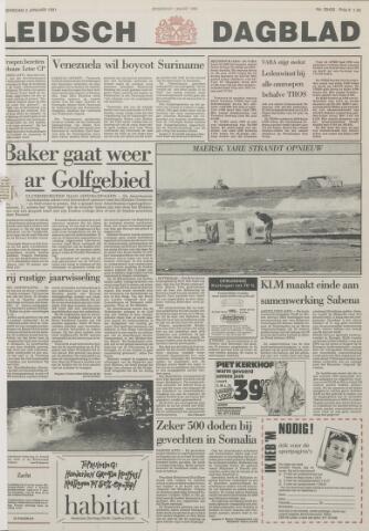 Leidsch Dagblad 1991