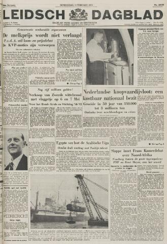 Leidsch Dagblad 1955-02-03