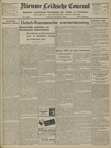 Nieuwe Leidsche Courant 1939-03-24