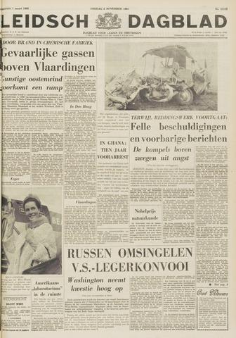 Leidsch Dagblad 1963-11-05