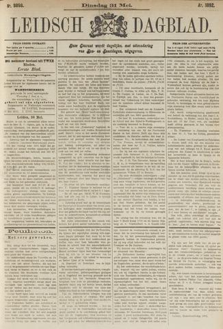 Leidsch Dagblad 1892-05-31