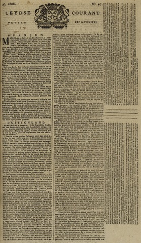Leydse Courant 1808-08-12