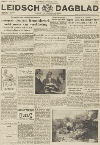 Leidsch Dagblad 1959-11-26