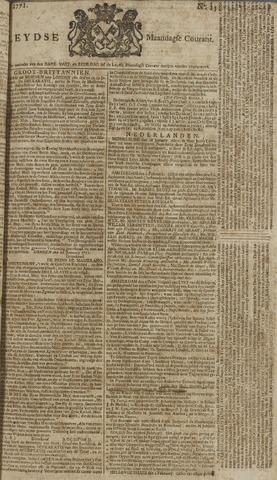 Leydse Courant 1771-02-04