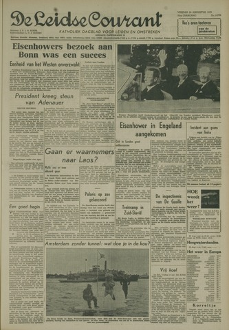 Leidse Courant 1959-08-28