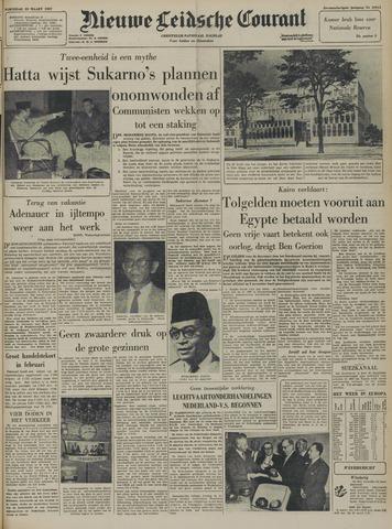 Nieuwe Leidsche Courant 1957-03-20
