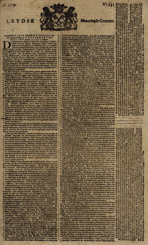 Leydse Courant 1779-11-01