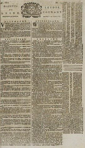 Leydse Courant 1811-01-30
