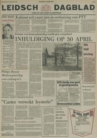 Leidsch Dagblad 1980-02-02