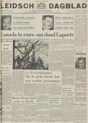 Leidsch Dagblad 1970-10-19
