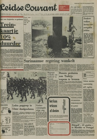 Leidse Courant 1975-07-31