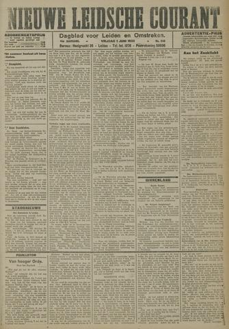 Nieuwe Leidsche Courant 1923-06-01