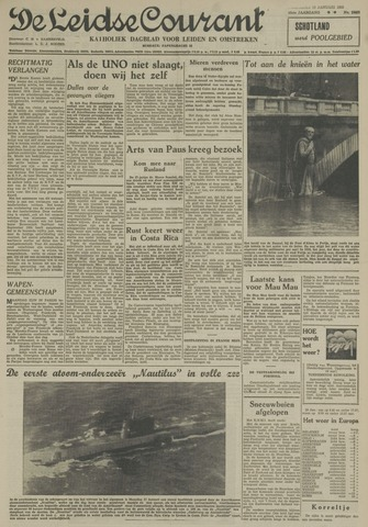 Leidse Courant 1955-01-19