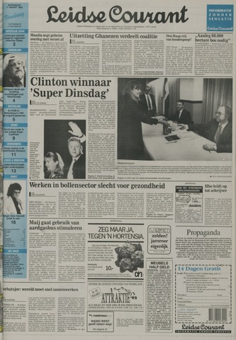 Leidse Courant 1992-03-11